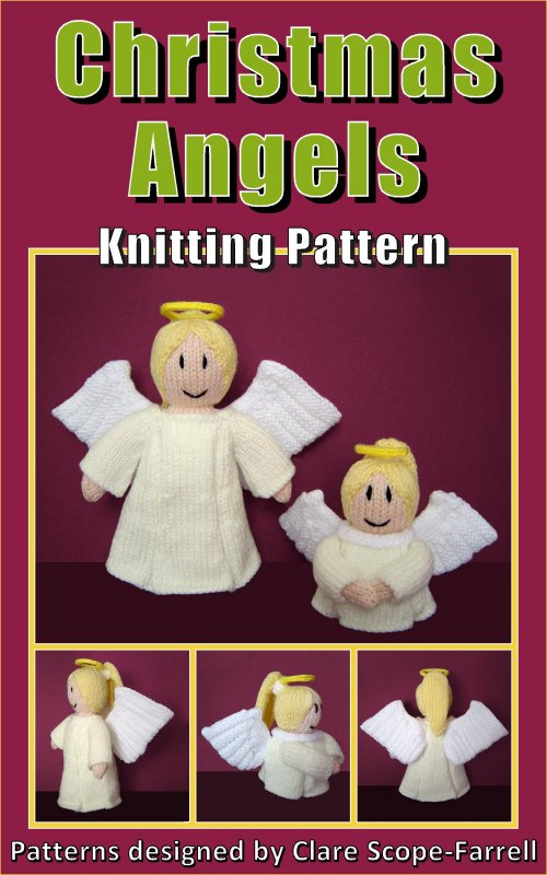 Christmas Angels Pattern Cover