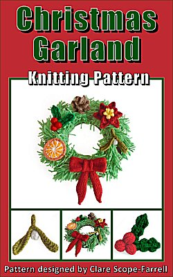 Christmas Garland Pattern Cover