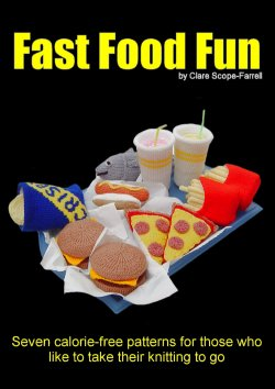 Fast Food Fun Booklet Cover