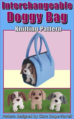 Interchangeable Doggy Bag Pattern Cover