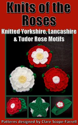 Knits of the Roses Pattern Cover