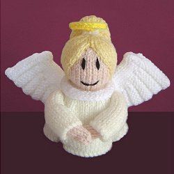 Knitted Little Angel