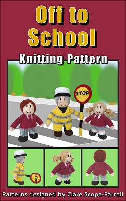 Off to School Pattern Cover